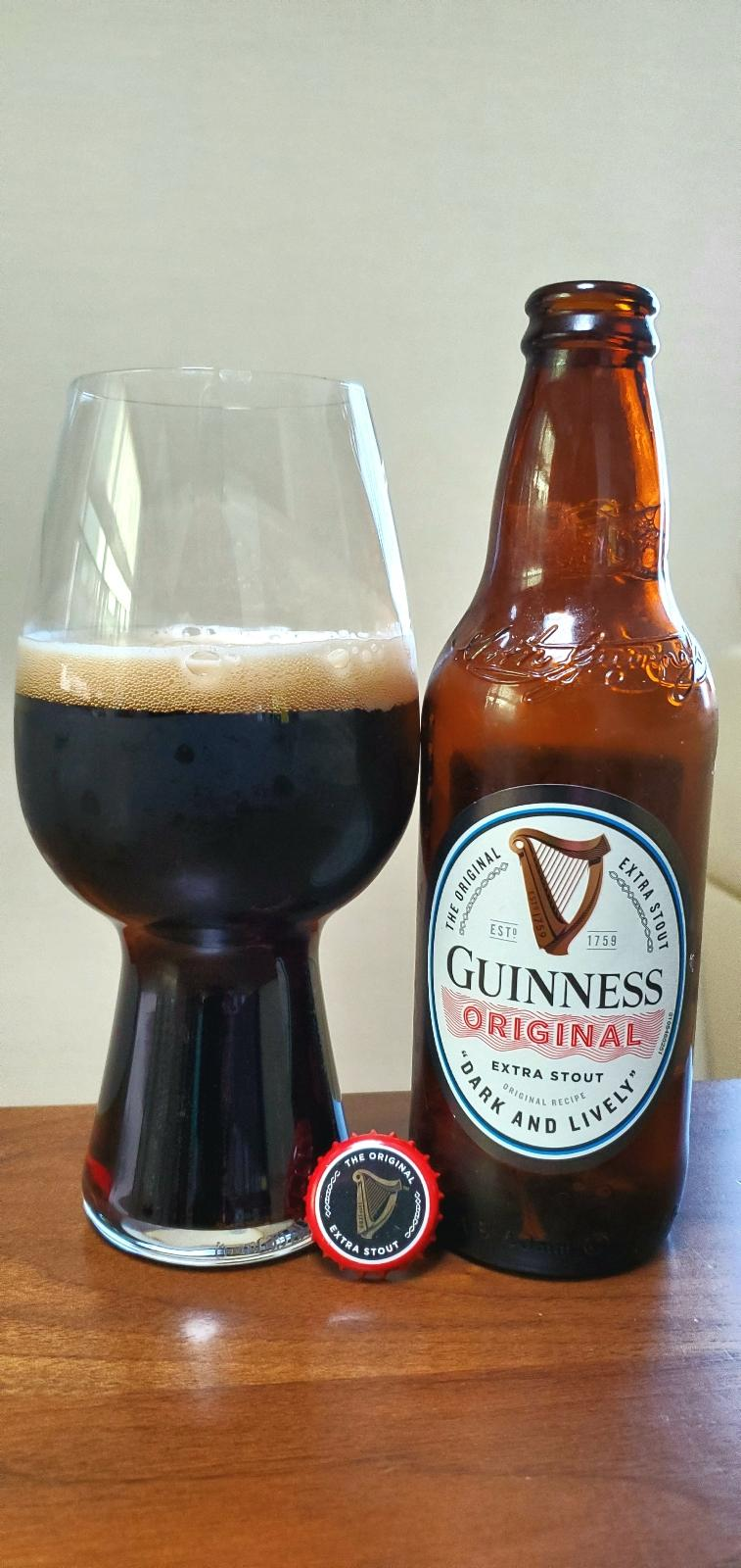 Guinness Extra Stout (Original)