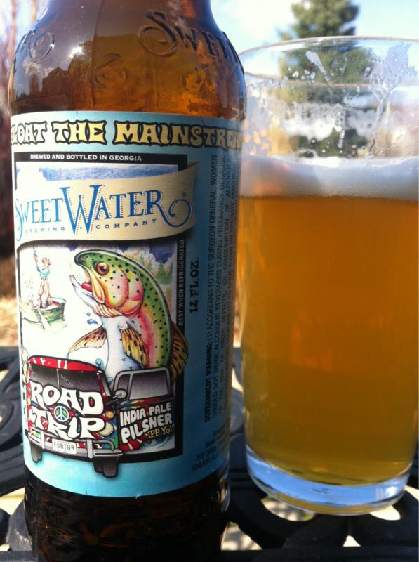 Sweetwater Road Trip Ale