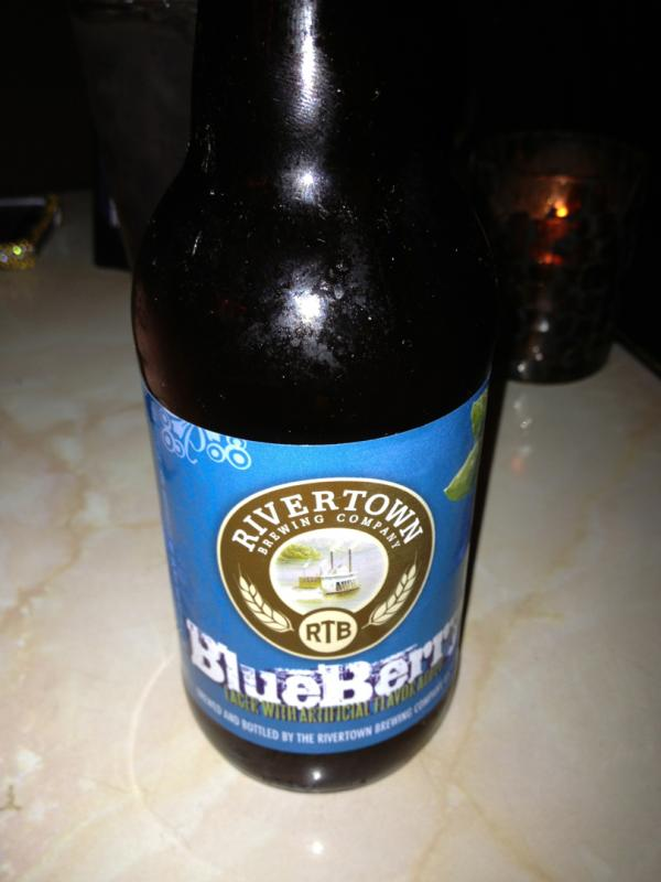 Blueberry Lager
