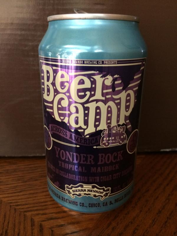 Yonder Bock (Beer Camp - Cigar City)