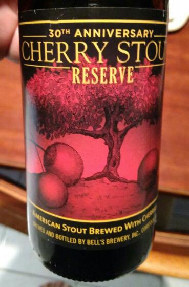 30th Anniversary Cherry Stout Reserve (2018)