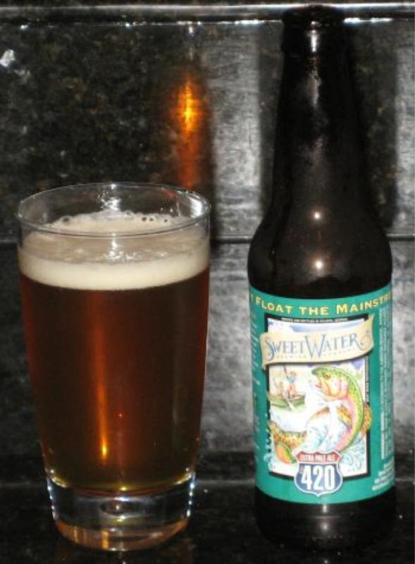 Sweetwater Pale Ale