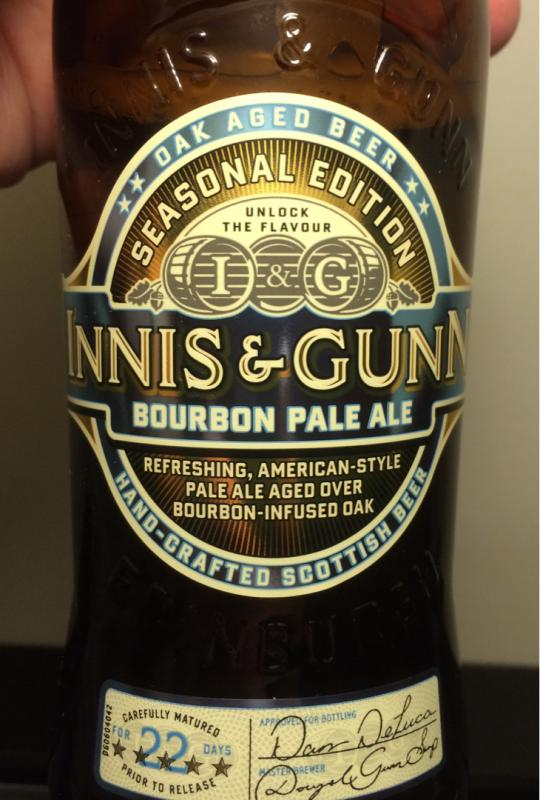 Bourbon Pale Ale