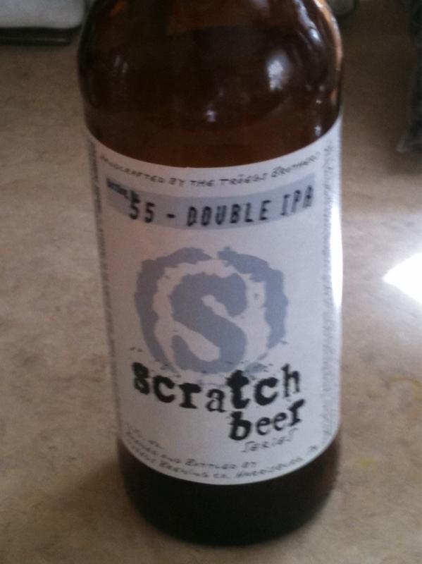 Scratch #55 - Double IPA
