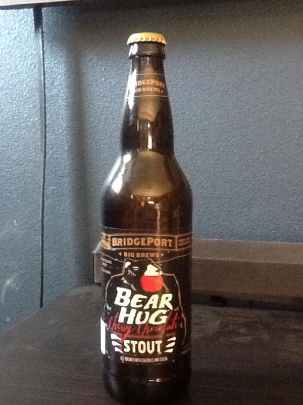 Big Bear Chocolate Cherry Stout