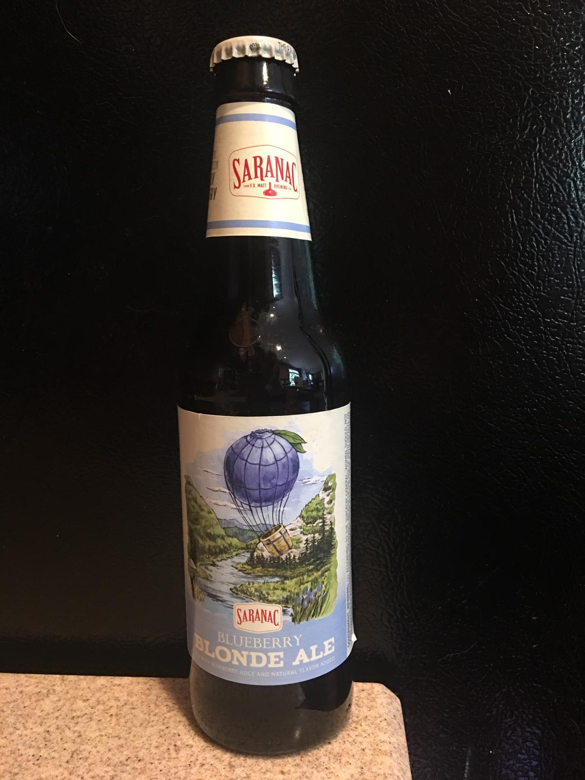 Blueberry Blonde Ale