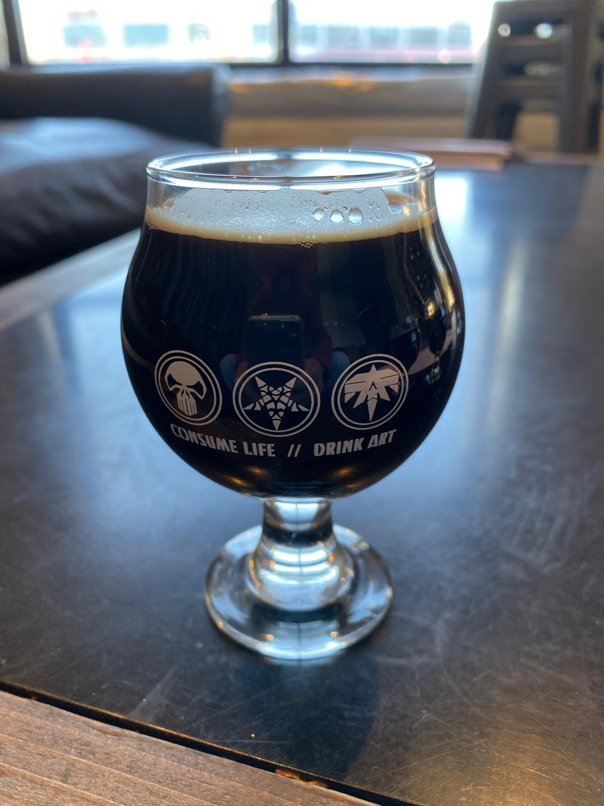 B/A/Y/S - Cacao Nibs Toasted Coconut Almonds Bourbon Barrel Aged Maple Syrup (Ghost 800)