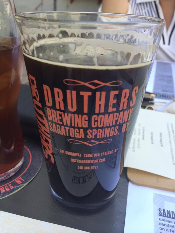 Druthers Oatmeal Stout