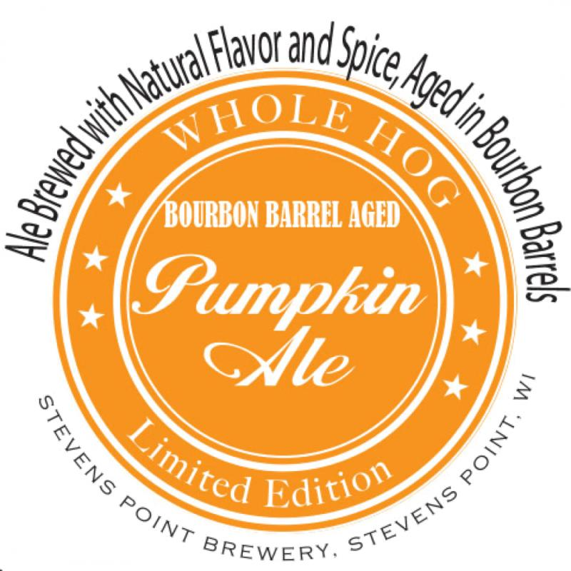 Whole Hog Bourbon Barrel Aged Pumpkin Ale