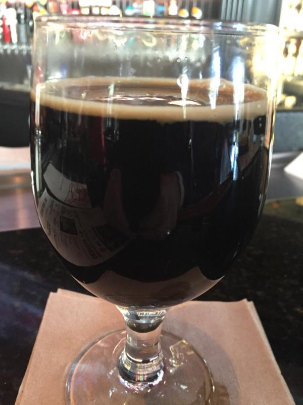 Beer Barrel Aged Chocolate Porter