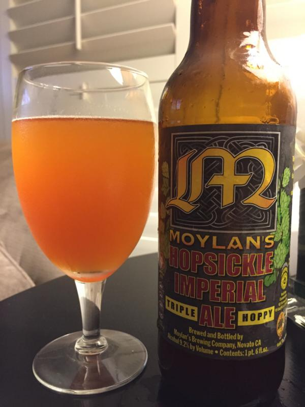 Hopsickle Imperial India Pale Ale