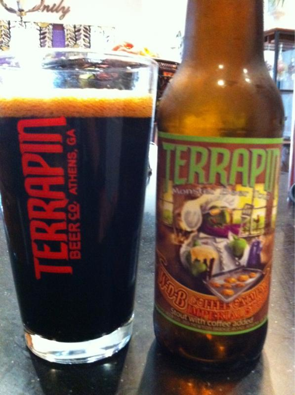 Terrapin Coffee Oatmeal Imperial Stout