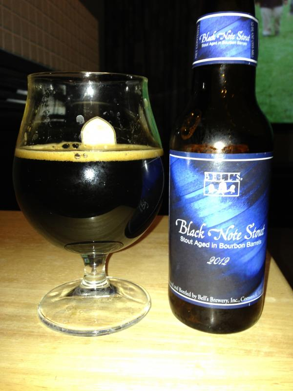 Black Note Stout