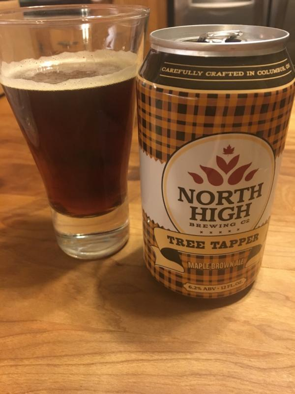 Tree Tapper Maple Brown Ale