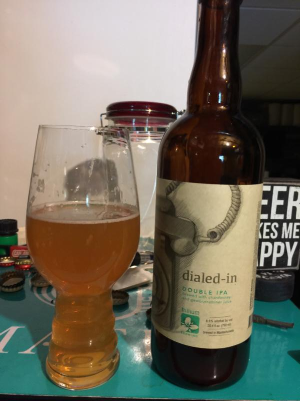 Dialed-In Double IPA