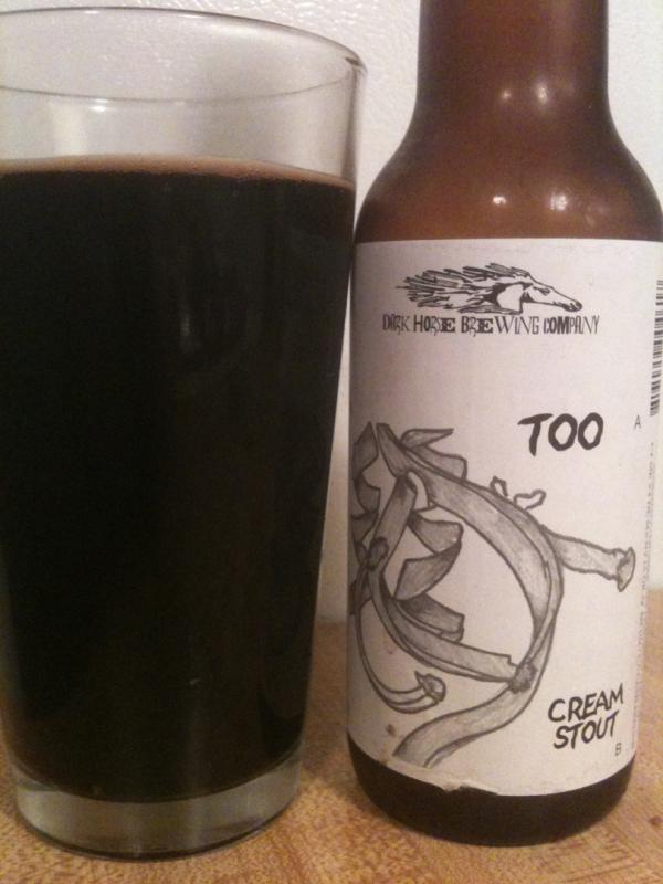 Too Cream Stout