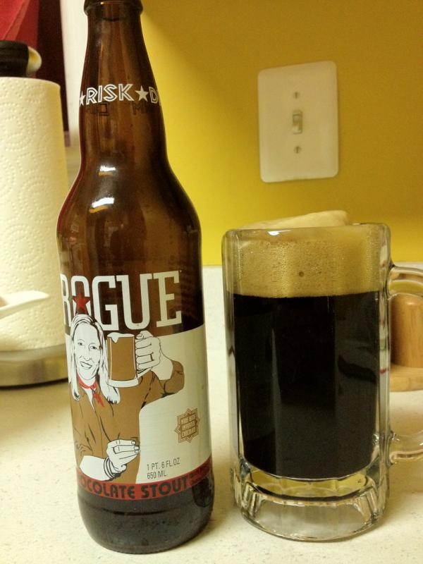 Chocolate Bear Stout (Rogue