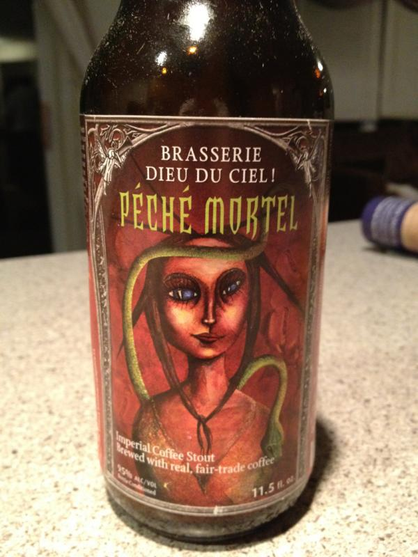 Péché Mortel (Imperial Stout Au Cafe)
