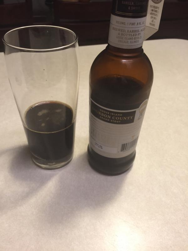 Bourbon County Brand - Stout