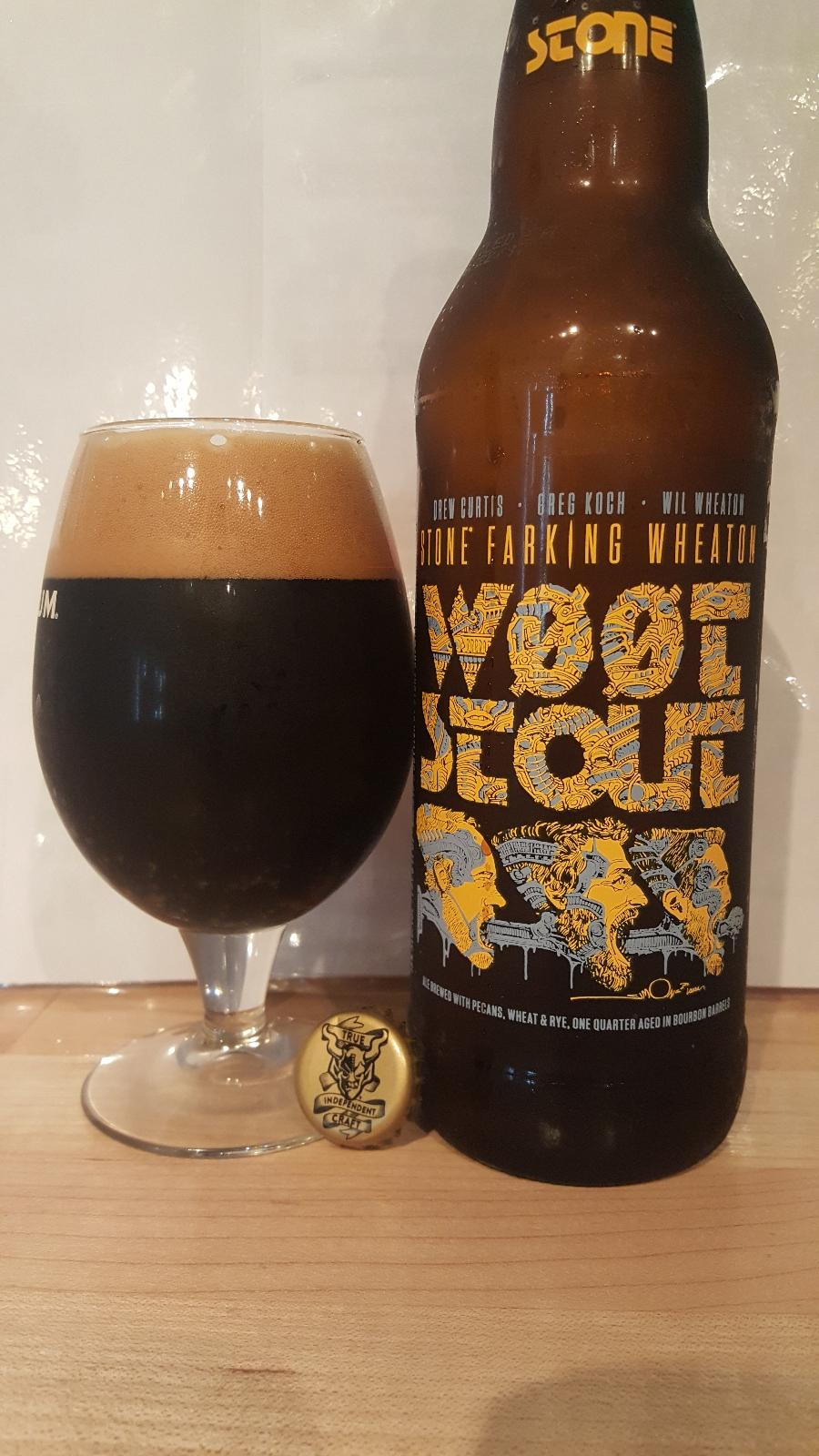 Farking Wheaton w00t Stout (2017)