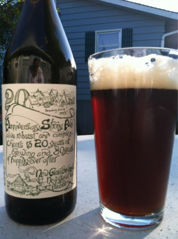 20th Anniversary Strong Ale