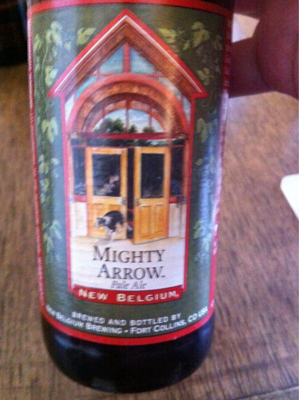 Mighty Arrow Pale Ale