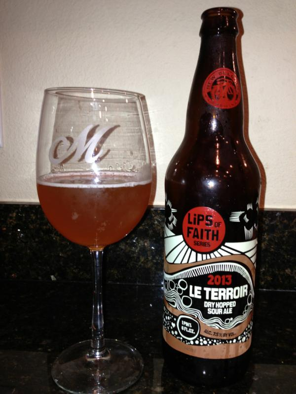 Lips Of Faith - Le Terroir