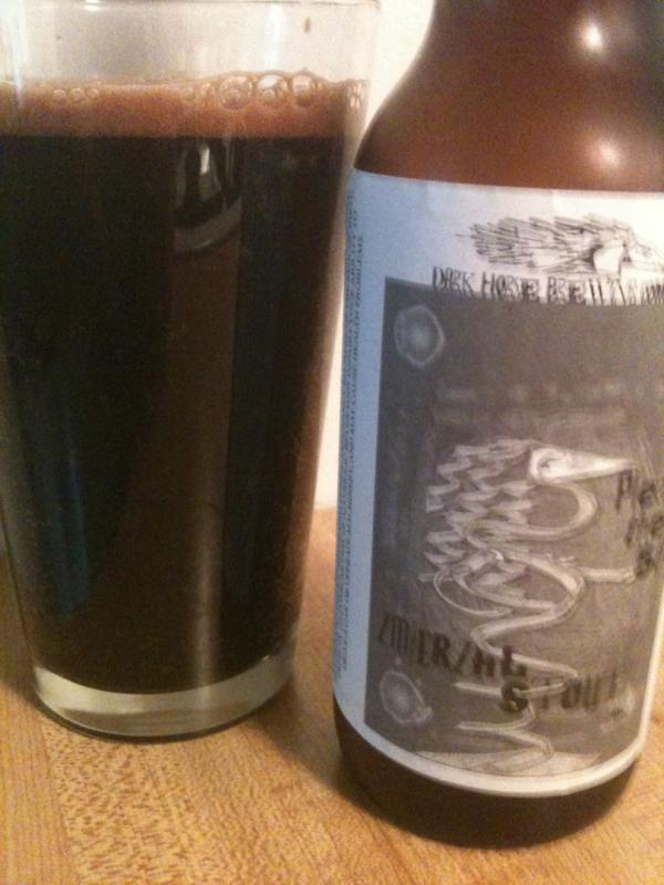 Plead The 5th Imperial Stout